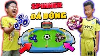 Tony | Spinner Chơi Đá Banh Siêu Đỉnh - Spinners Play Soccer