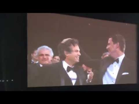 Touching Moments After Foxcatcher Screening at Cannes