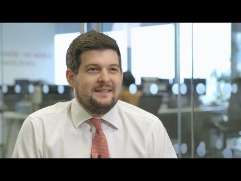 Lloyd's Global Development Centre - Michael Poulteney on Offshore Energy