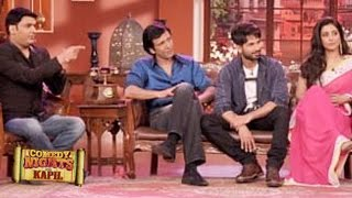 Shahid Kapoor, Tabu promote Haider on Comedy Nights with Kapil | 4th October 2014 Episode