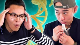 Asian Americans Take A DNA Test