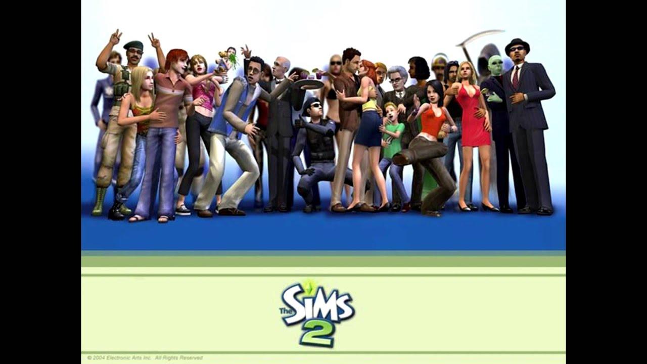 Симс 2 игра 24 фотография