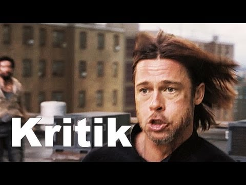 WORLD WAR Z - Kritik inkl. Filmszene Trailer Deutsch German