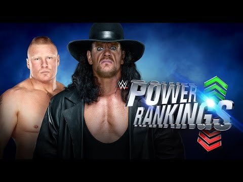 Will The Beast and The Deadman claim victory at WrestleMania?: WWE Power Rankings, April 2, 2016