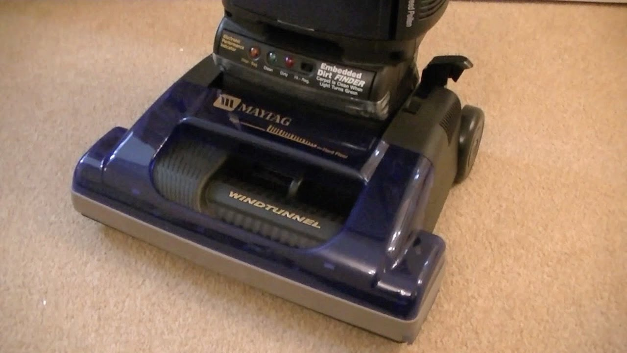 Maytag Windtunnel U5450 Upright Vacuum Cleaner Unboxing