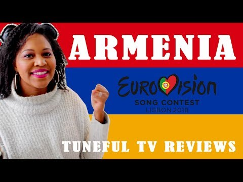 EUROVISION 2018 - ARMENIA - Tuneful TV Reaction & Review