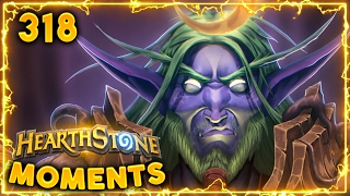 Magnificent Druid Combo!! | Hearthstone Gadgetzan Daily Moments Ep. 318 (Funny and Lucky Moments)