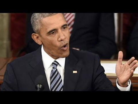 The State Of The Union 2016: Obama On Money In Politics