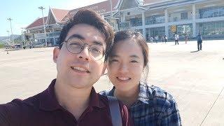 Vientiane - The Capital City of Laos in 1 day 라오스 여행 : 신혼일기 : 첫째날 : 비엔티엔