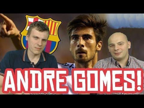 Andre Gomes W Barcelonie - OCENIAMY TRANSFER!