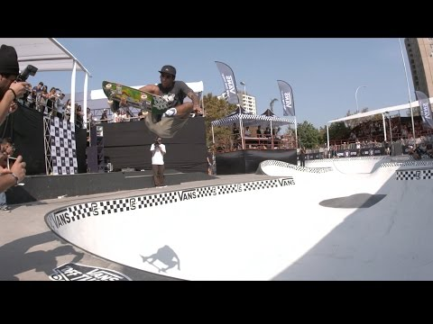Chile National Championships Highlights | 2017 Vans Park Series