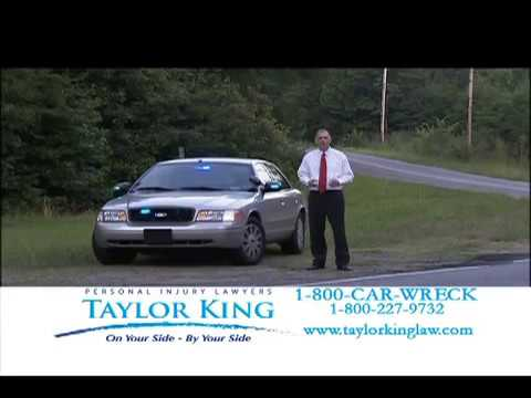 Taylor King Law - Personal Injury Lawyer - Arkansas - Rules of the Road - Seat Belt 08-2009