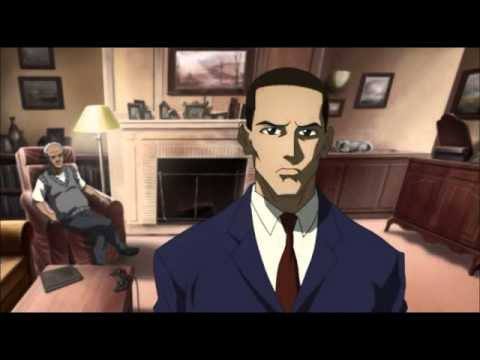 The Boondocks - Tom, Sara, & Usher  Part 1 video