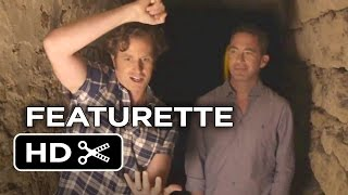 As Above, So Below Featurette - Behind The Scenes With The Dowdles (2014) - Horror Movie HD