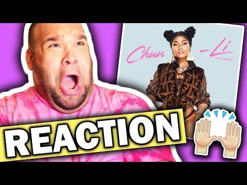 Download Lagu Nicki Minaj - Chun-Li [REACTION] Gratis STAFABAND