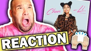 Download Lagu Nicki Minaj - Chun-Li [REACTION] Gratis STAFABAND