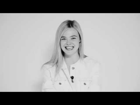 Elle Fanning Shares Her Approach To Red Carpet Fashion | InStyle