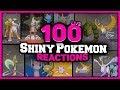 100 LIVE AMAZING Shiny Pokémon Reactions  w @Poijz (1-100)