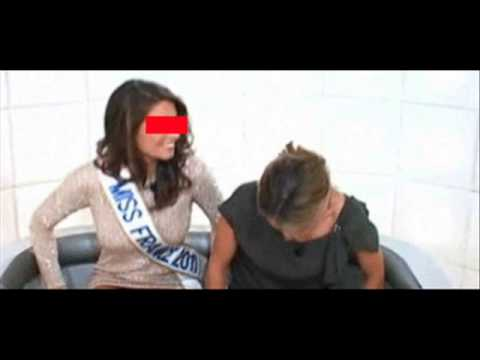 la culotte de Miss France 2010