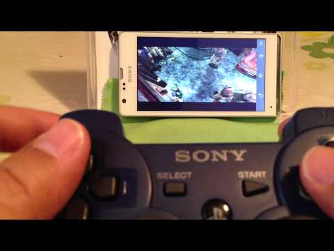 EMULADOR DE PLAYSTATION EN XPERIA SP