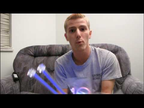 Mod Smart UV & Glow in the Dark SATA Cables Unboxing (sorta) & First Look Linus Tech Tips Video