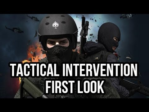 Tactical Intervention (Free MMOFPS): Watcha Playin'? Gameplay First Look