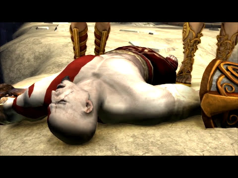 God Of War - Chains Of Olympus - Parte 2/2 [HD] - Legendado