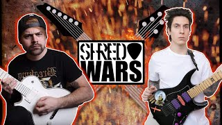 Shred Wars: Jared Dines VS Jacky Vincent