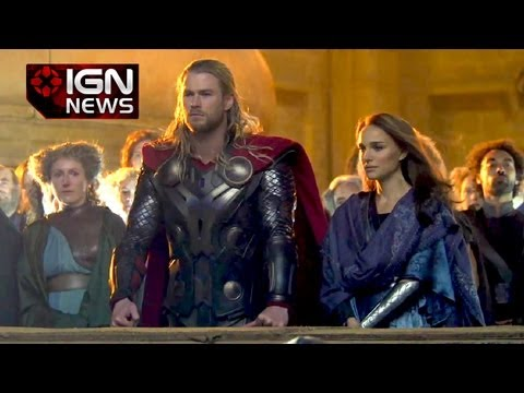 IGN News - Marvel's Sneak Peek at New Movies and Characters