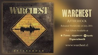 WARCHEST - Aftershock (2011) Full Album