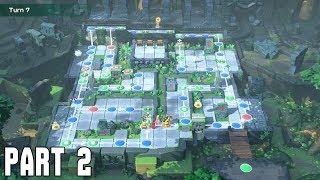 Super Mario Party | Whomp's Domino Ruins Part 2
