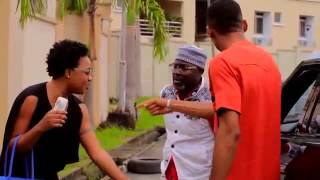 Watch Mc Abbey, Actress Tayo Sobola In a New Comedy Skit
