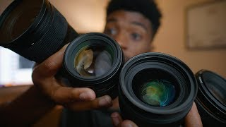 How Many Lenses Do You NEED?...