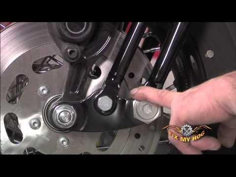 caliper repair kit instructions