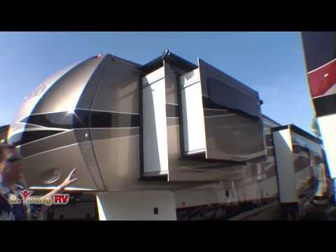 Stock #2575 2013  38-foot Redwood 5th Wheel (Kevin Kotrous)