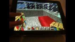 How to build an under water house in minecraft pe