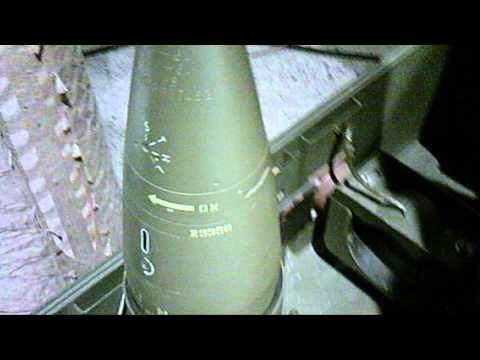 M455 Artillery Fired Atomic Projectile