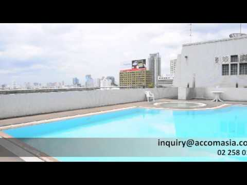 BUY / SALE / RENT BANGKOK PROPERTY | APARTMENT FOR RENT ON WIRELESS ROAD / PLEONCHIT BTS