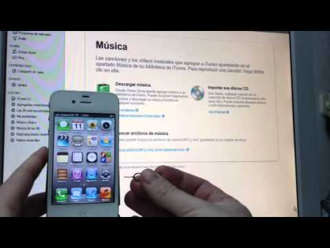 Liberar iPhone 4. desbloquear iPhone 4S de Vodafone por imei - Movical.net