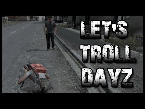 Der Geist ist willig, die Beine nicht | Let's Troll DayZ | 04