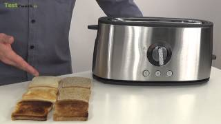 Philips HD 2698 Toaster Test