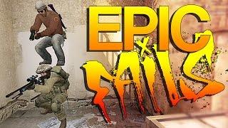 CS:GO - EPIC Fails (#8)