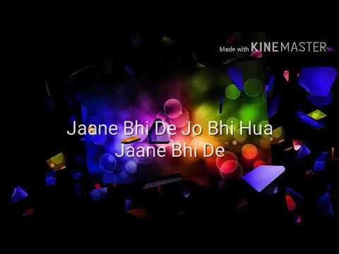 Jaane bhi de Heyy badyy song whatsapp status..