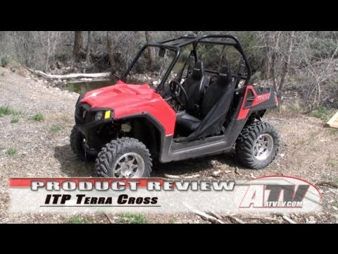 ATV Television Product Review - ITP Terra Cross Tires @ 100 Miles