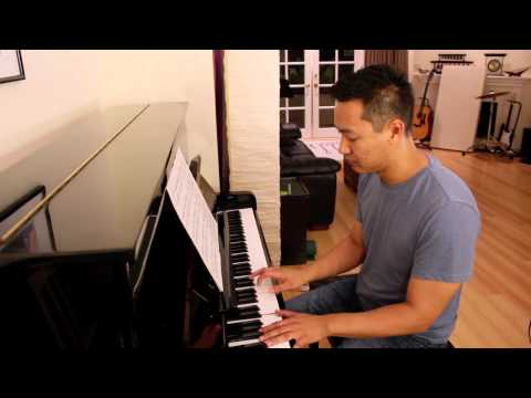Olympic Themes Medley (Piano Cover by George Shaw)
