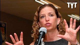 Debbie Wasserman Schultz DODGES on IT Staffer's Arrest