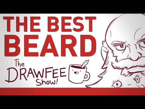 The Best Beard - DRAWFEE