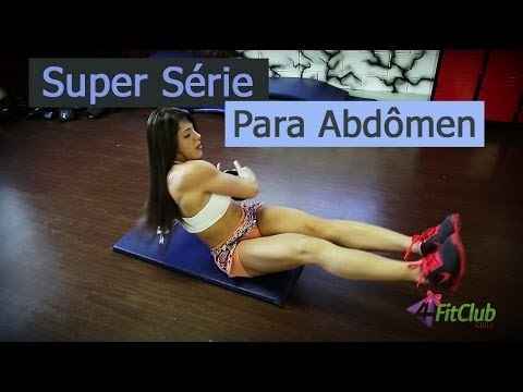 Super Série para Abdômen - 4FitClub Girls Music Videos
