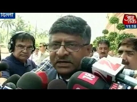 Will Ensure Non-Discriminatory Availability Of Internet: Ravi Shankar Prasad