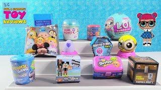 Disney Junior LOL Surprise BFFS Num Noms Hatchimals Toy Opening | PSToyReviews